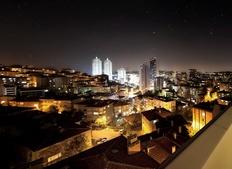 Views from Taba Luxury Suites in Besiktas, Istanbul