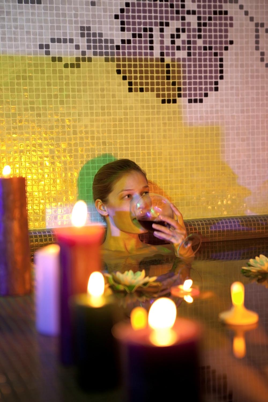 Taba luxury suites turkish bath and spa